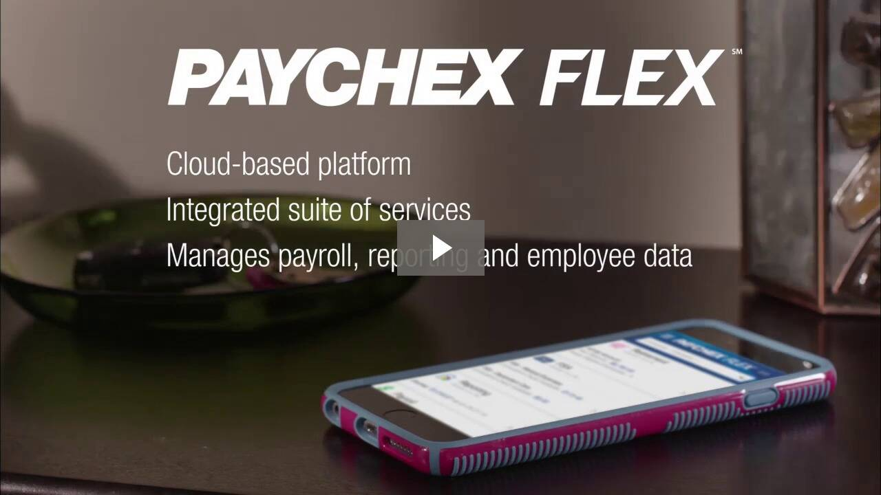 Paychex Flex for Small Businesses