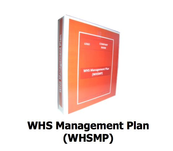 WHS/OHS Management Plan & System For Construction