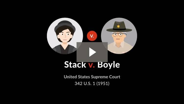Stack v. Boyle