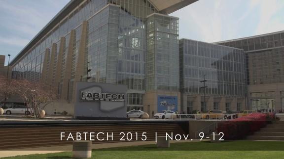 Fabtech 2015 Recap