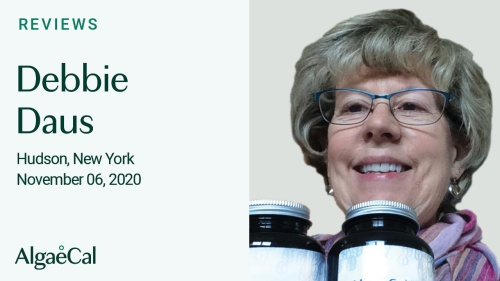 Testimonial thumbnail portrait of Debbie Daus