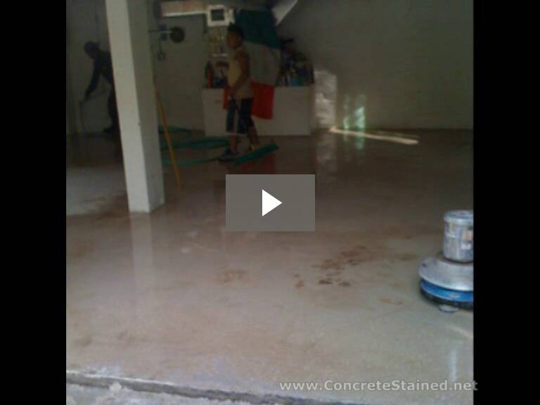 Concrete Polishing Services