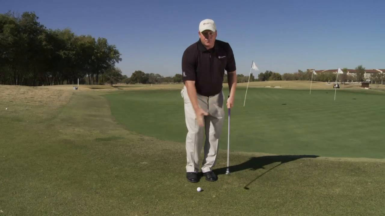 Learn to Hit The Basic Chip Shot