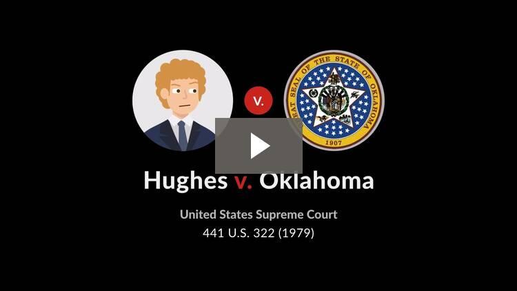 Hughes v. Oklahoma