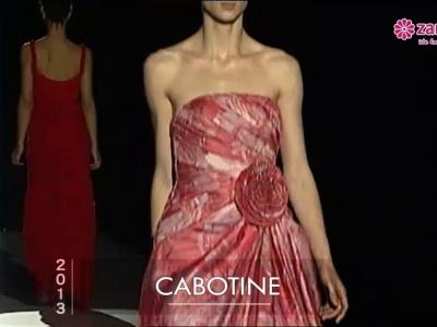 Mira esta selección de bellos vestidos de fiesta con estampados