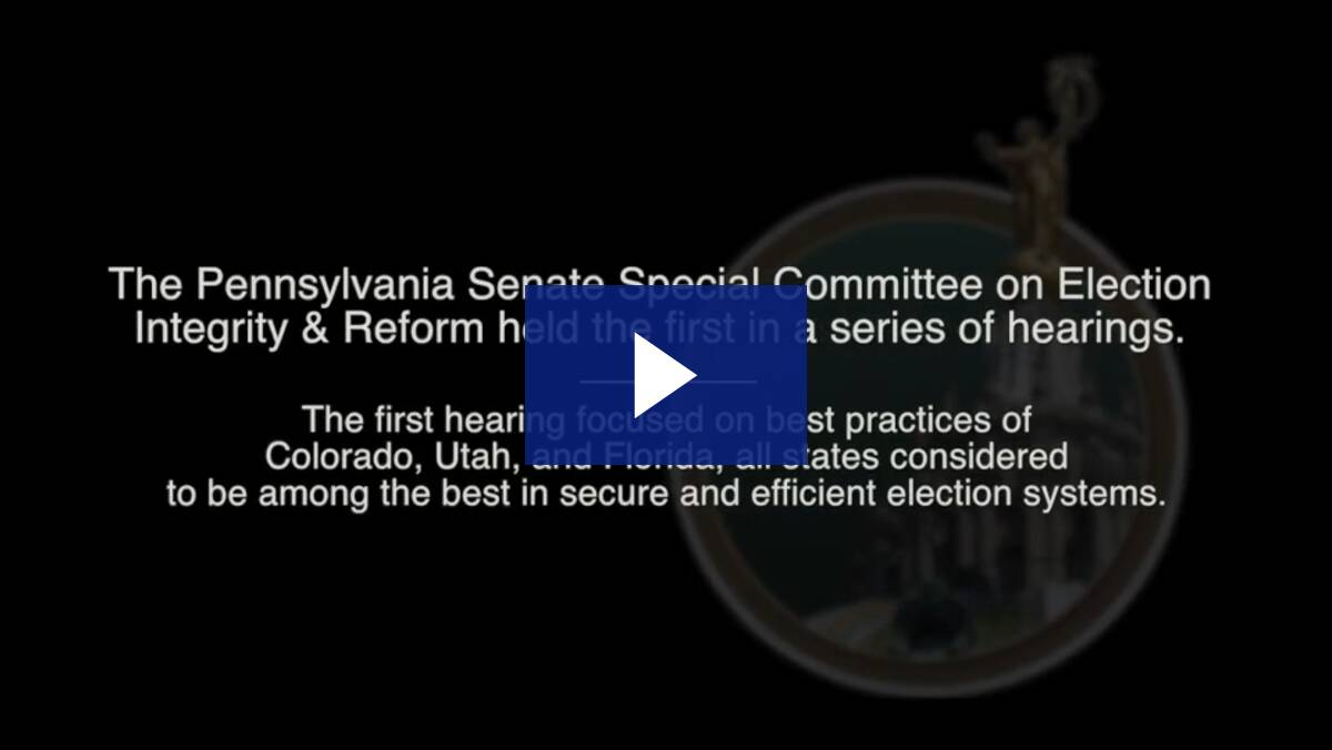 3/15/20 - Special Committee Highlights