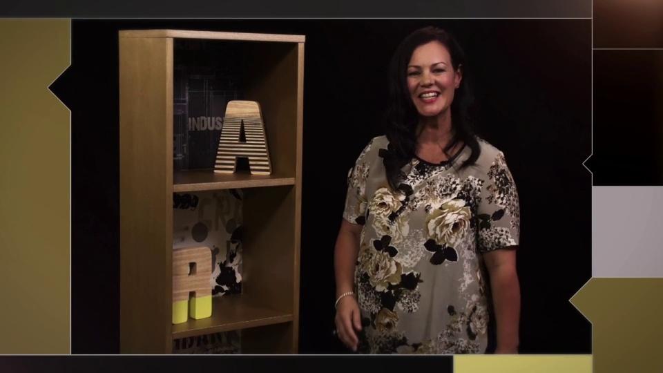 Habitat TV Video: One for the teens – bookshelf