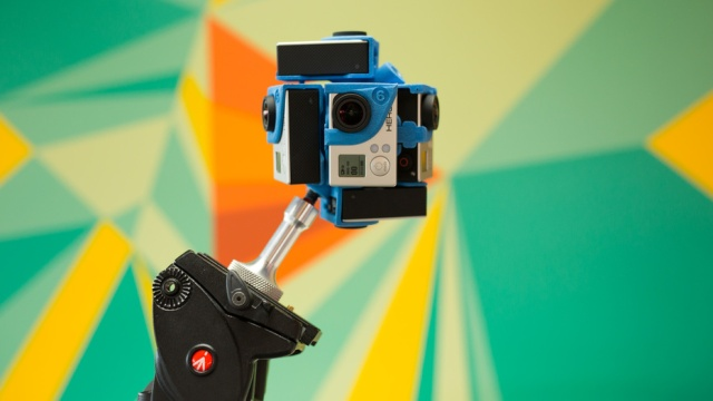 How to Stitch GoPro Footage into 360° Spherical Video
