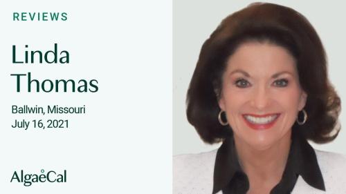 Testimonial thumbnail portrait of Linda Thomas