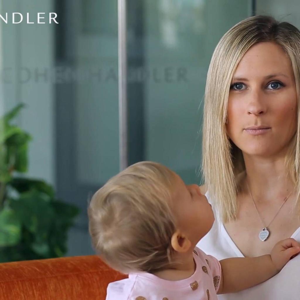 Bridget G, Cohen Handler Client Testimonial