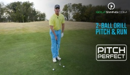 Pitch Perfect - Pitch & Run: 2-Ball Drill
