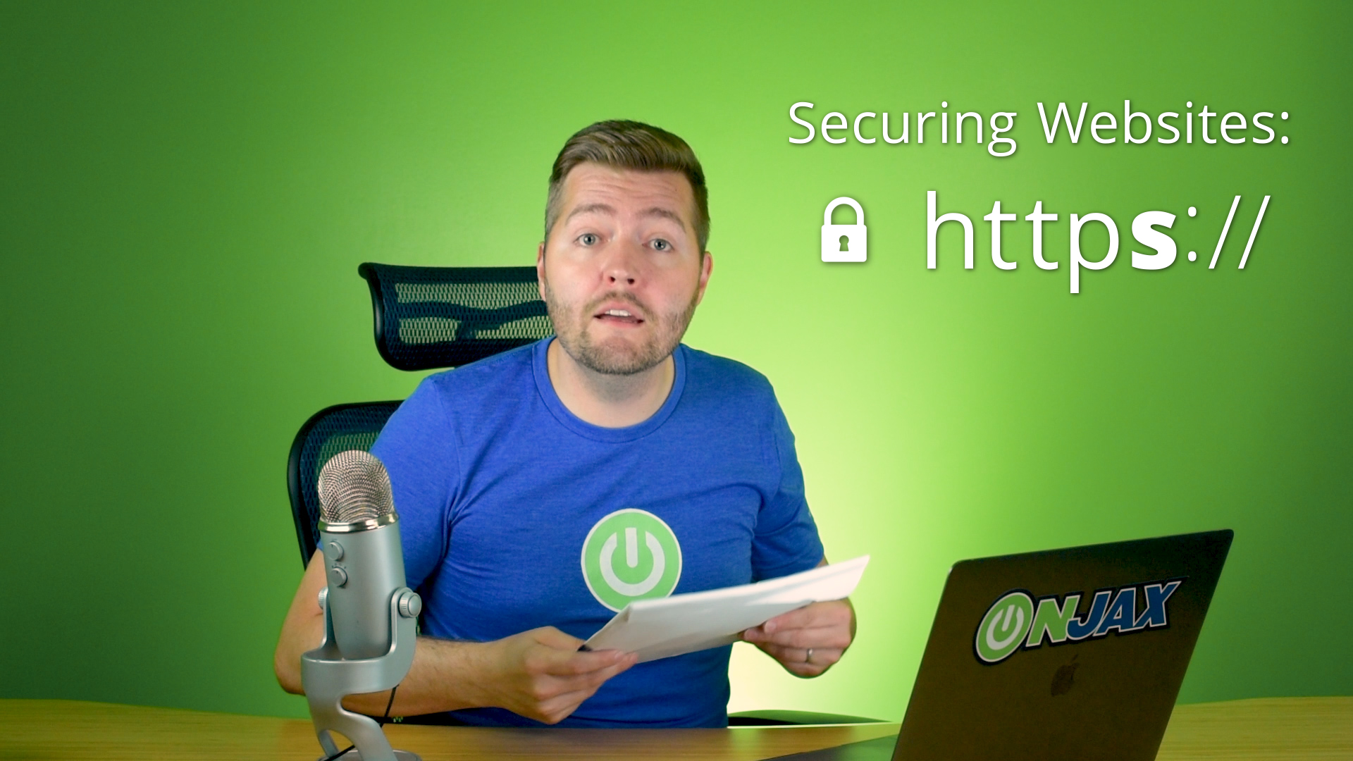 How To Video - HTTPS: Building Trust with Site Security