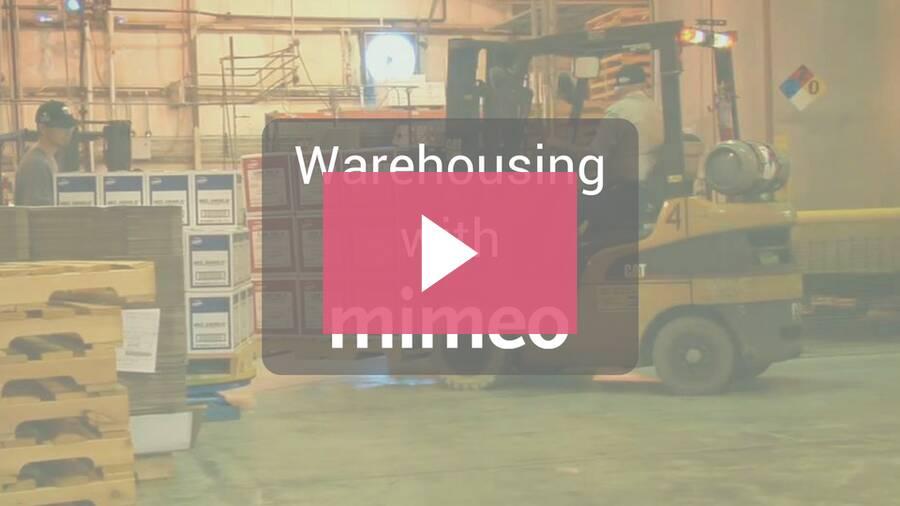 Warehousing Explainer Video