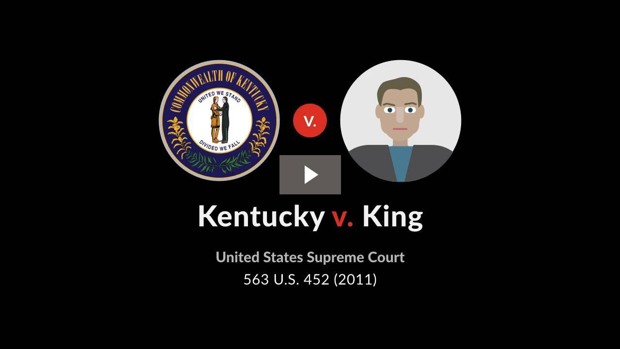 Kentucky v. King