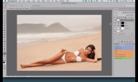 Thumbnail for Swimwear / Image 2 RAW Processing & Cleanup