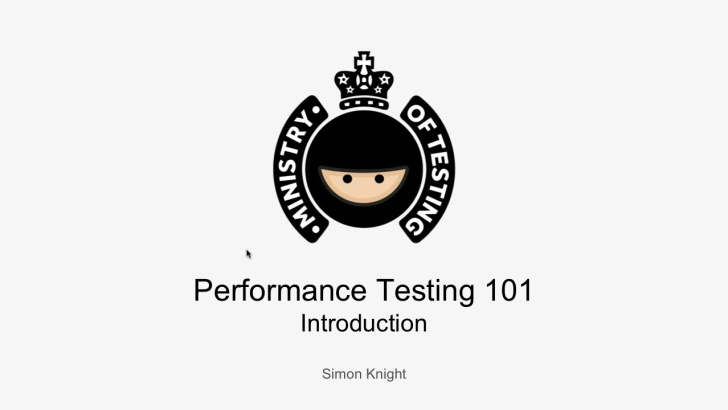 Introduction - Why Performance Test?