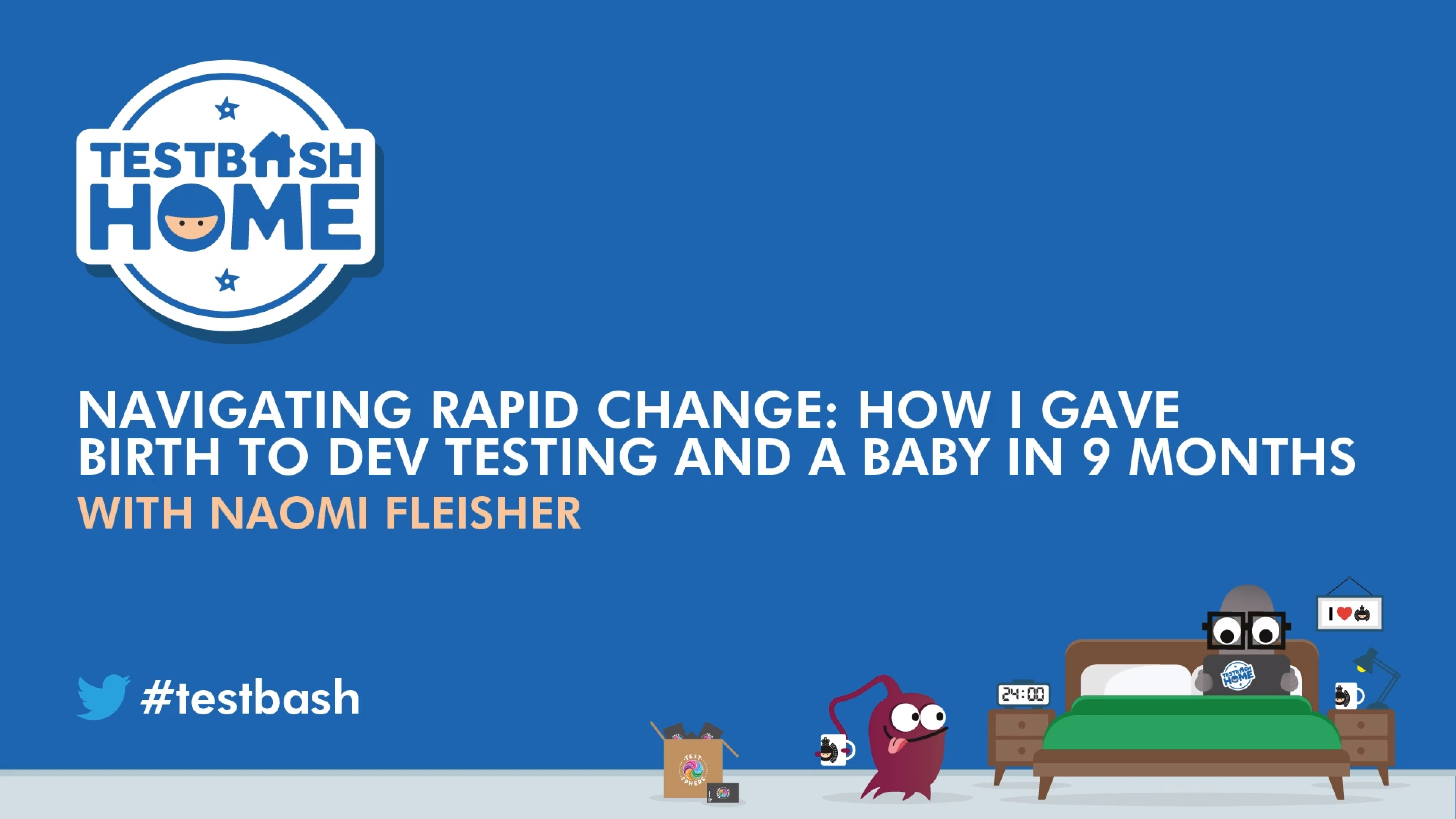 Navigating Rapid Change: How I Gave Birth to Dev Testing and a Baby in 9 Months