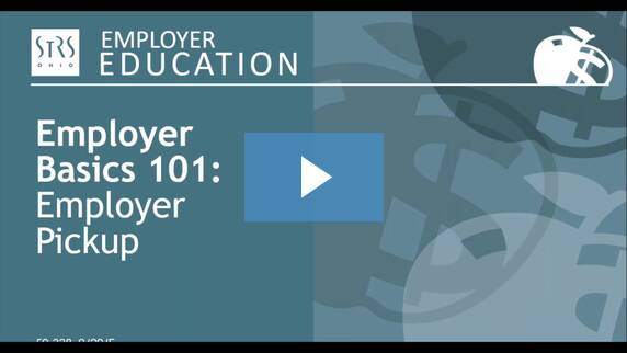 Thumbnail for the 'Employer Basics 101: Employer Pickup' video.