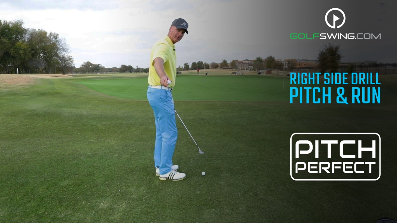Pitch Perfect - Pitch & Run: Right Side Drill