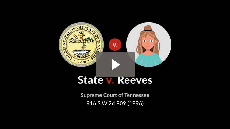 State v. Reeves