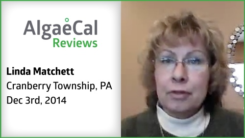 Testimonial thumbnail portrait of Linda Matchett