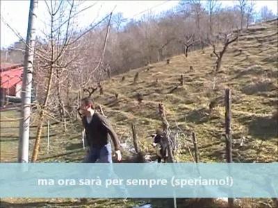 Italië: Francesca en Jonata