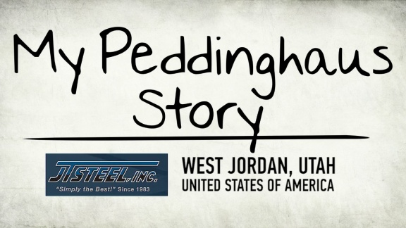 My Peddinghaus Story - JT Steel - West Jordan, Utah - USA