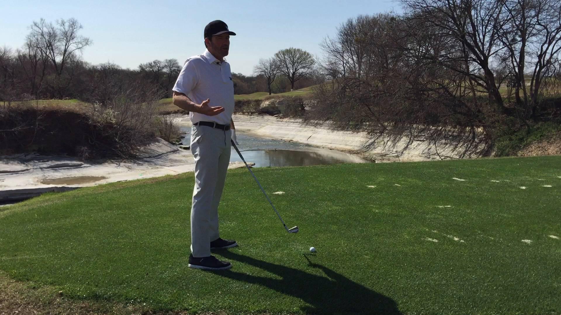 Golf Fundamentals: Find Your Center