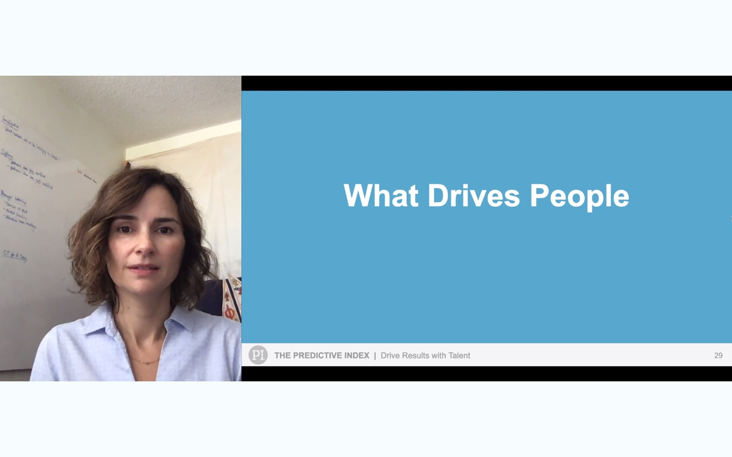 Drive Results with Talent Workshop - 4. What Drives People