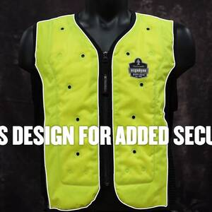 Ergodyne Product Video - Chill-Its<sup>®</sup> 6685 Premium Dry Evaporative Cooling Vest