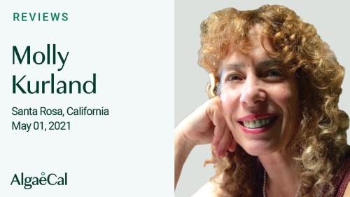 Testimonial thumbnail portrait of Molly Kurland
