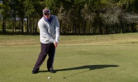 Use Foot Flare to Shape Your Golf Shots