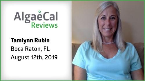 Testimonial thumbnail portrait of Tamlynn Rubin
