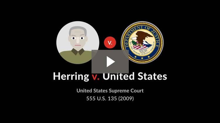 Herring v. United States