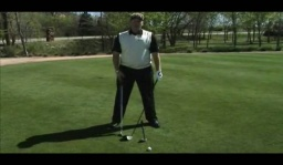 Practice Like the Pros - Full Swing Ball Position