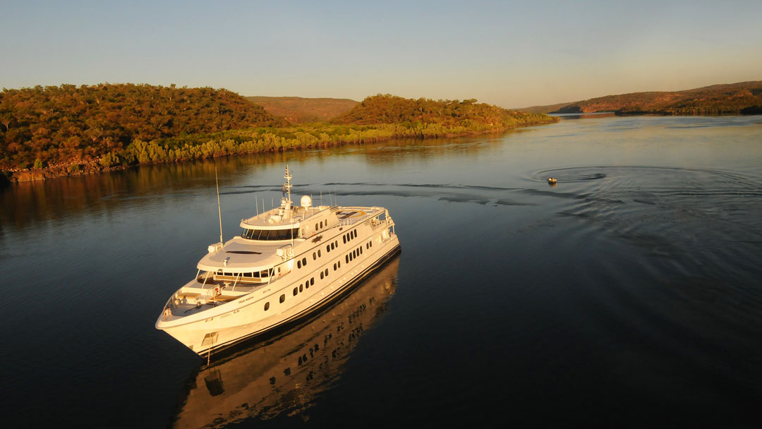 Thumbnail for the listing 'True North Cruises – Luxurious Adventure Cruising in The Kimberley'