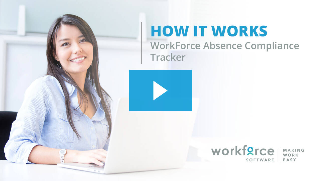 Absence Compliance Tracker for Leave Administrators