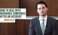 How to deal with insurance companies after an accident