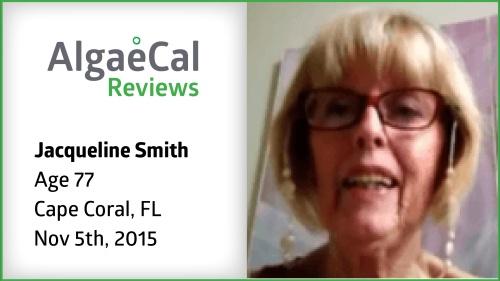 Testimonial thumbnail portrait of Jacqueline Smith