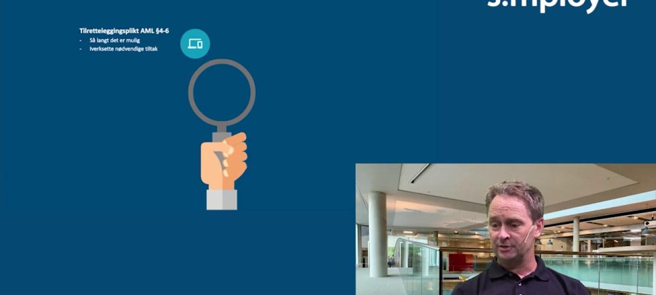 Se gratis webinar: Riktig oppfølging av syke medarbeidere med digitalt system