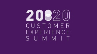 20:20 Customer Experience Summit infographic