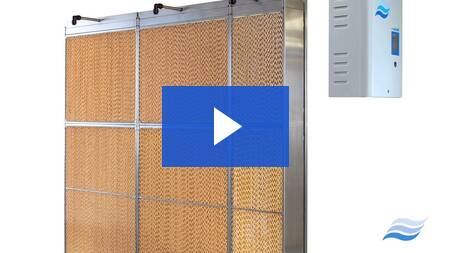 Why Nortec's ME Series Evaporative Humidifier & Cooler