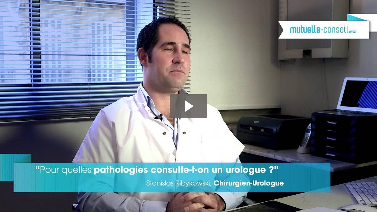 Pour quelles pathologies consulte-t-on un urologue ?