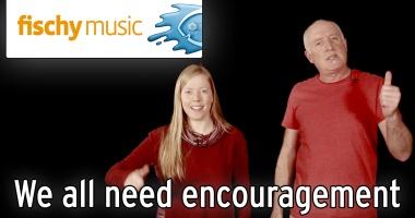 We all need encouragement