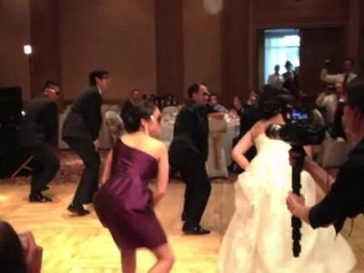 Original coreografía como baile de novios