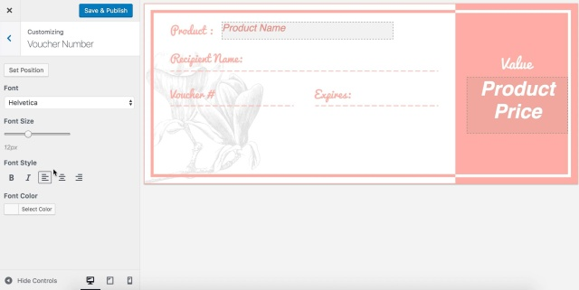 Pdf product vouchers woocommerce fandeluxe Image collections