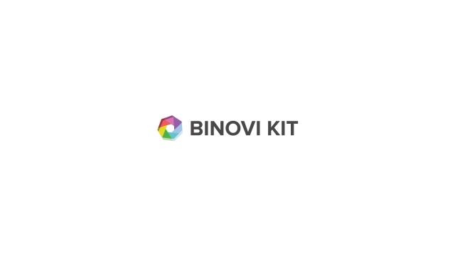 Binovi Kit Eyecarrot Vision Therapy Activity Tools