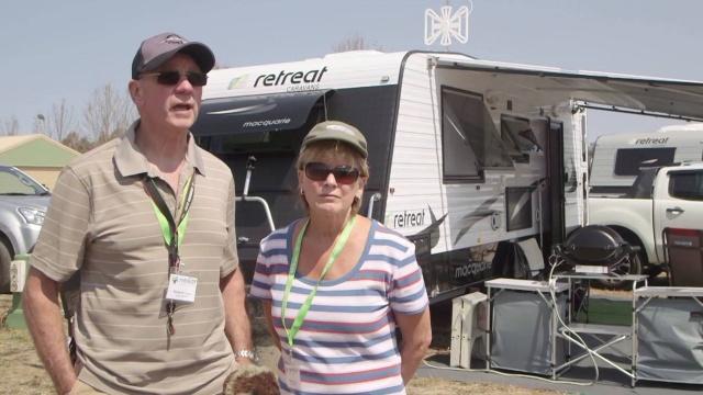 Retreater Review – Richard & Vicki Elvidge