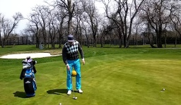 Learn Better Putting Distance Control with This Easy Drill