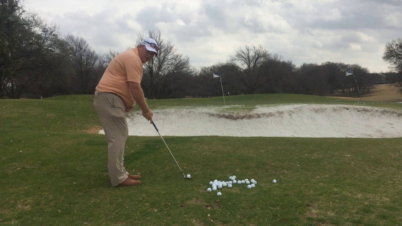 Execute the Golf Flop Shot like Phil Mickelson